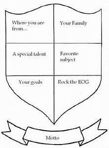 coat of arms counseling activity counseling With make your own coat of arms template