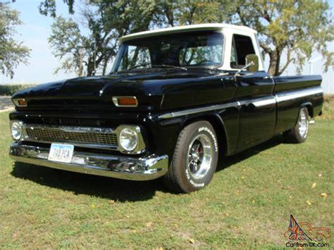 1966 66 Chevy Chevrolet Custom Truck Less Than 1500 Miles