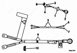 Evinrude 1983 35 - E35rcts  Cable And Start Switch