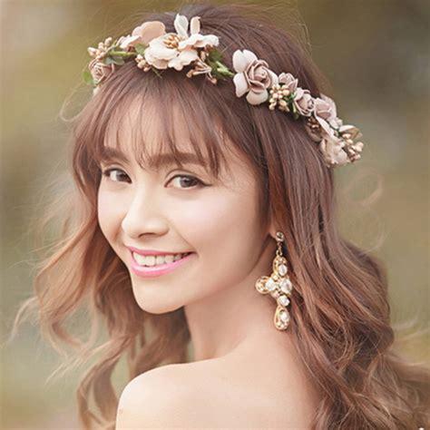 Buy Plant Pageant Multicolor Flower Crown