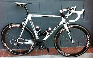 My Colnago Extreme Power With Sram Red On Velospace