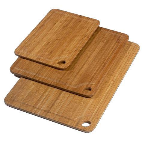 planche à découper cuisine planche à découper bambou eco 39 slim dm création