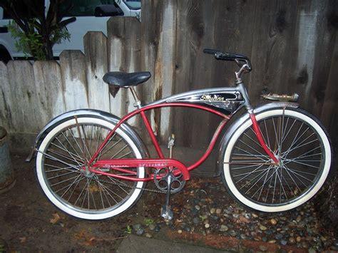 Schwinn Floor 5 In 1 by Joe S Five And Dime Vintage Schwinn Bicycle