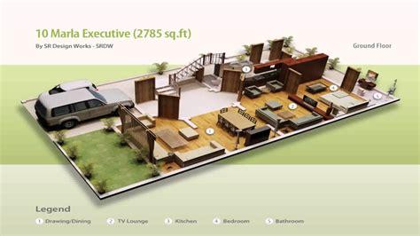 marla house design   youtube