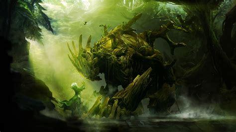creature nature fantasy art wallpapers hd desktop