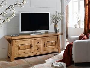 Meuble Tv Rustique : salle manger rustique fresnay magasin de meubles port de bouc marseille depuis 60 ans ~ Teatrodelosmanantiales.com Idées de Décoration