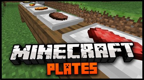 mod鑞es cuisine minecraft mod spotlight minecraft plates mod 1 9 plates for food and stuff