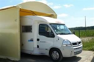 Abri Camping Car Bois : abri camping car int gral jardin couvert ~ Dailycaller-alerts.com Idées de Décoration