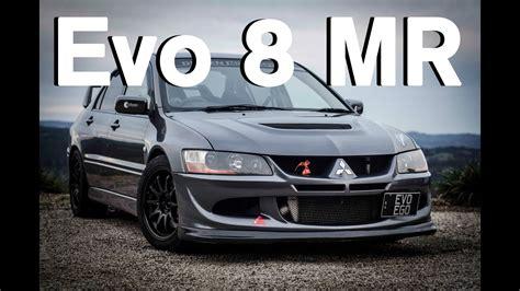 Mitsubishi Evolution 8 Mr    Pride & Passion