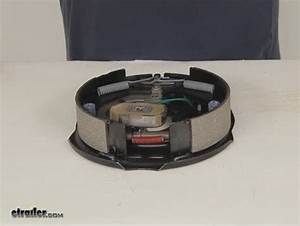 10 U0026quot  Electric Trailer Brake Assembly - Left Hand