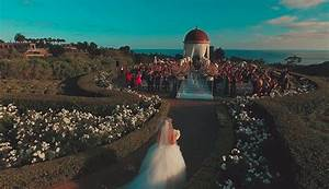 wedding photographer takes gorgeous video using drone With best drone for wedding video