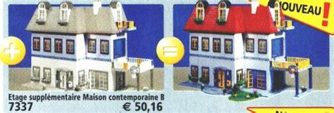 etage supplementaire maison moderne playmobil 9 maison moderne 7337 233 tage suppl 233 mentaire pour 3965 photo archive article playmobil