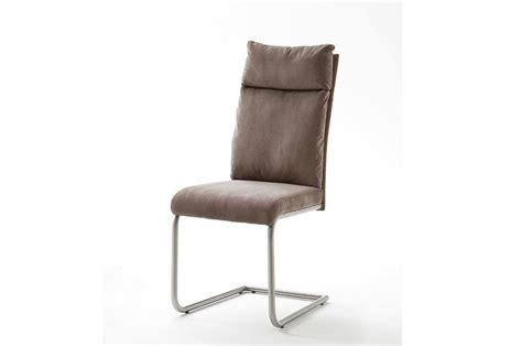 Chaises Design Tissu Et Acier Cbcmeubles