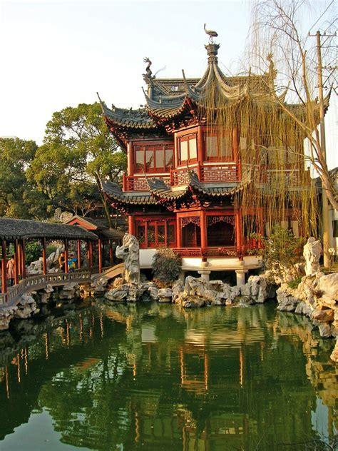 Jardin Yuyuan — Wikipédia
