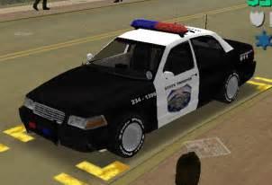 Police Cop Car Games