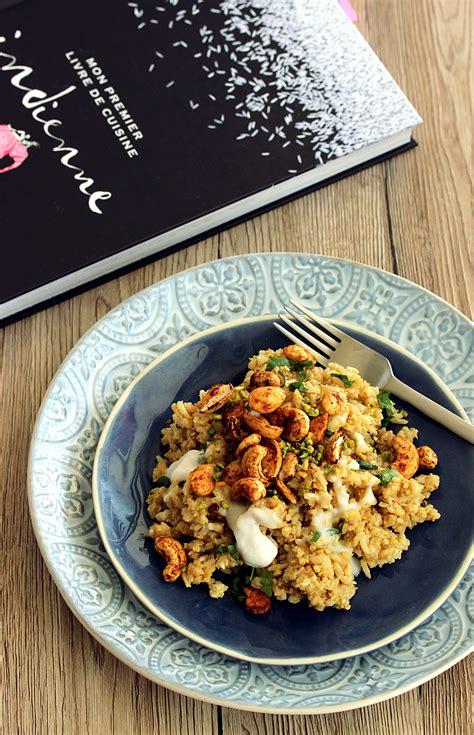 recette riz cuisiné recette de cuisine indienne 28 images recettes de