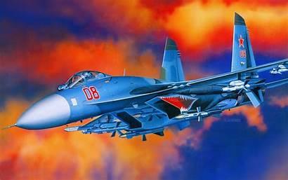 Force Su Air 27 Russian Desktop Pc