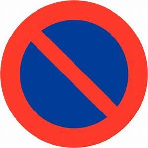 Panneau Interdit De Stationner : panneaux interdiction de stationner en aluminium seton fr ~ Dailycaller-alerts.com Idées de Décoration