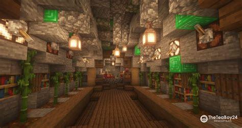 trading hall minecraft designs minecraft interior design minecraft storage