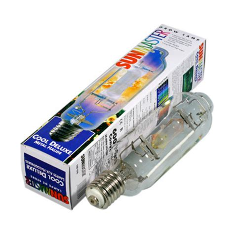 sunmaster cool deluxe metal halide 150w mh bulb