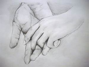 holding hands by terenika on DeviantArt