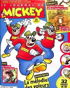 Le Journal De Mickey Abonnement : le journal de mickey n 3392 abonnement le journal de mickey abonnement magazine par ~ Maxctalentgroup.com Avis de Voitures