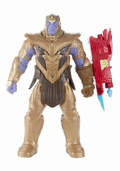 Thanos Endgame Avengers Action Figure Titan Hero