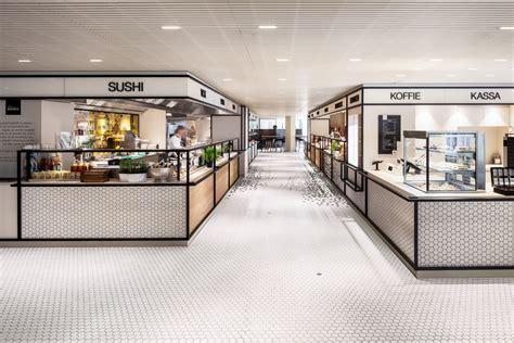 kitchen bijenkorf utrecht  interior architects de architect