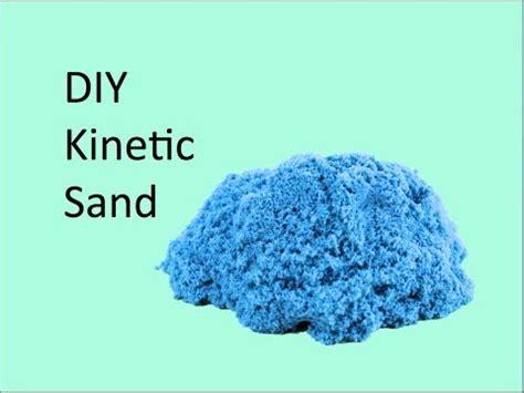 diy kinetic sand diy kinetic sand