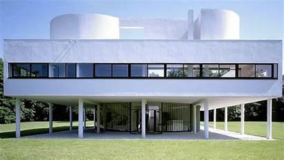 Corbusier Villa Savoye Architecture Should Know Wife
