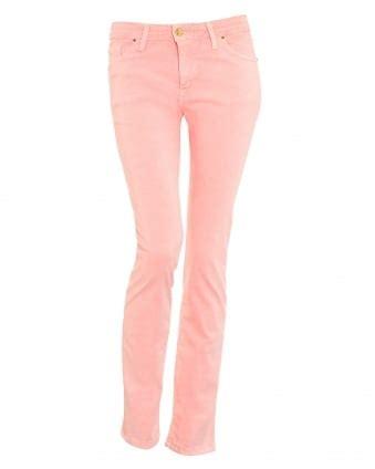 light pink skinny jeans womens jeans and designer denim jeans for women