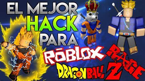 el mejor hckglitch  roblox dragon ball ragemax