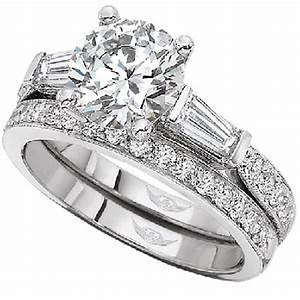 Martin flyer engagement ring 4209ffcxwr onewedcom for Martin flyer wedding rings