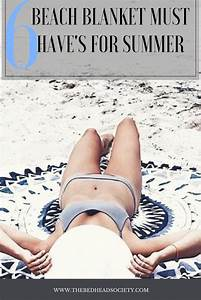 Must Haves Sommer 2015 : 6 beach blanket must have 39 s for summer everyone can use ~ Eleganceandgraceweddings.com Haus und Dekorationen