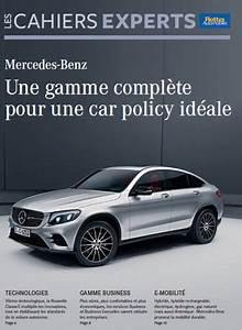 Gamme Mercedes Suv : cahiers experts mercedes benz une gamme compl te ~ Melissatoandfro.com Idées de Décoration