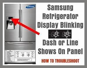 Samsung Refrigerator Rf268abrs Parts Diagram