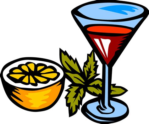 mixed drink clipart black and alcohol clip art clipart best