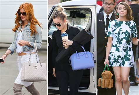 spring  celeb bag selections  shrinking