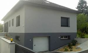 Isolation Extérieure Enduit : isolation exterieure pignon maison cool suite du bardage ~ Nature-et-papiers.com Idées de Décoration