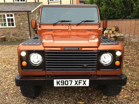 free car manuals to download 1993 land rover range rover classic engine control 1993 land rover defender 90 107915 miles manual classic land rover defender 1993 for sale