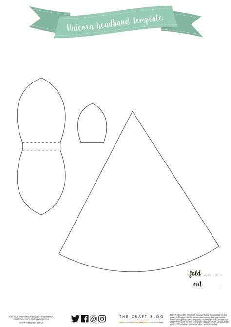 Unicorn Horn Template M 225 S De 25 Ideas 250 Nicas Sobre Unicorn Headband En