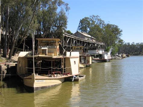 Steamboat Adelaide by Echuca Photos Travel Victoria Accommodation Visitor Guide