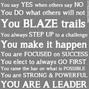 Great Leader Quotes. QuotesGram