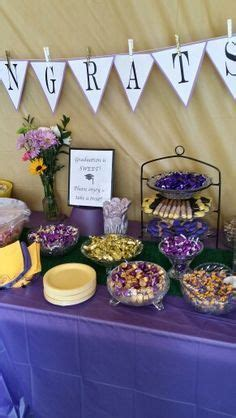 Purple And Gold Themed Graduation Party  Google Search. Boho Outdoor Decor. Decorator Collection. Living Room Heater. Reception Room Tables. Music Wall Decor. Small Home Decorating. How Much To Soundproof A Room. Fun Decorative Pillows