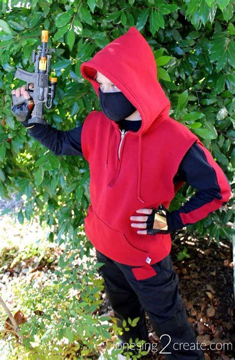 fortnite drift costume diy tutorial diy halloween