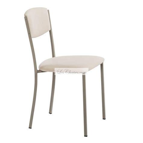 chaises de cuisine but chaise de cuisine brava chaises en vinyle par perfecta