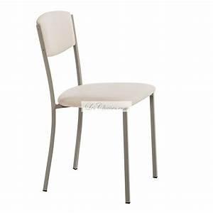 Chaise Cuisine But : chaise de cuisine brava chaises en vinyle par perfecta ~ Teatrodelosmanantiales.com Idées de Décoration