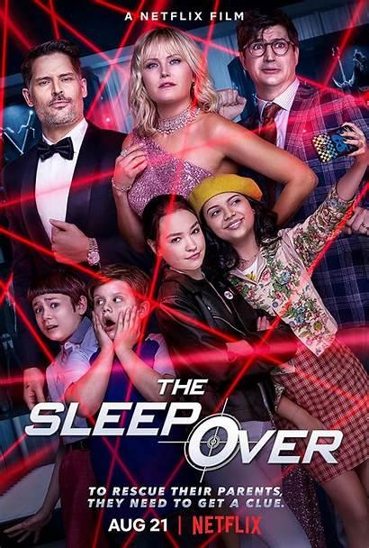 Sleepover Netflix Movie Friday Sheets Along Activity