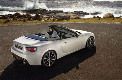 Toyota Scion Convertible by Report Scion Fr S Convertible Due This Fall Sedan In 2016