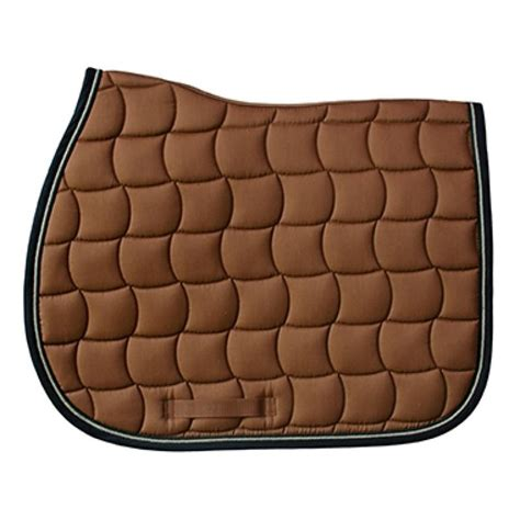 tapis de selle chantilly marron harcour beverly